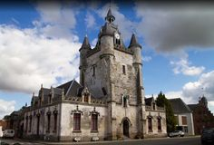 Beffroi de Rue, Somme, France