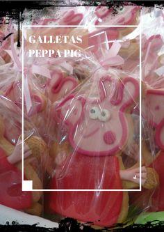 Buenos días a todos.. Estas son unas galletas de la PEPPA PIG que me han encargado para una niña que cumplía 5 años.... Os dejo el link para que veáis mas cositas. #galletas #fondant #cookies #mantequilla #buttercookies #cumple #celebracion #galletasdecoradas http://misdulcespasiones.blogspot.com/2015/05/galletas-peppa-pig.html