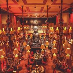 Buddha, Chandelier, Ceiling Lights, Bar, Lighting, Home Decor, Candelabra, Decoration Home, Light Fixtures