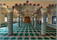 interno di Fatìh Camìì 1873 #Turkey #Mosque