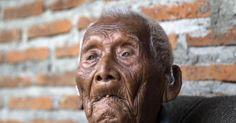 Mbah Gotho, 146 anni, l'uomo più anziano del mondo svela il segreto per vivere a lungo