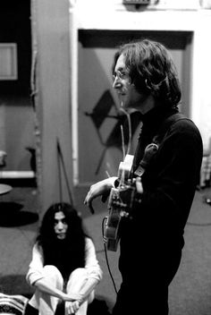 """The Beatles began recording the """"White Album"""" 50 years ago today, May Recorded at Abbey Road & Trident Studios, both in London. Completed October & released November Working title: """"A Doll's House"""". Official title: """"The Beatles"""". Abbey Road, Beatles Photos, The Beatles, John Lennon And Yoko, George Martin, The Ed Sullivan Show, The White Album, Yoko Ono, The Fab Four"""