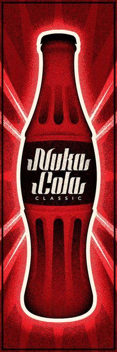 Nuka Cola Classic by ron-guyatt.deviantart.com on @DeviantArt