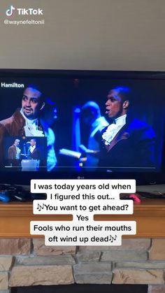 Hamilton Broadway, Hamilton Musical, Hamilton Lin Manuel, Lin Manuel Miranda, Funny Vid, Funny Clips, Alexander Hamilton, Oui Oui, Funny Short Videos