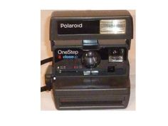 RESERVED Polaroid OneStep close up camera by ClearlyRustic on Etsy, $21.00