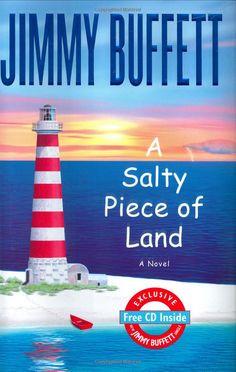 Amazon.com: A Salty Piece of Land (9780316908450): Jimmy Buffett: Books