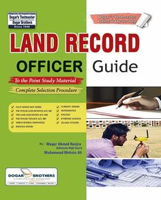 Issb test preparation book free pdf download peshaware pinterest land record officer guide by dogarbrothers latest edition follow the link to order fandeluxe Images