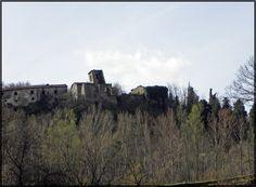 Castiglioncello - Un borgo di confine - Paesi Fantasma