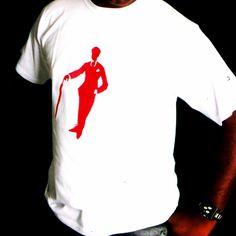 Tee-shirt gentleman