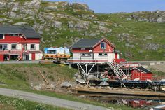 Barents Cabin & Cruise at Gjesvaer
