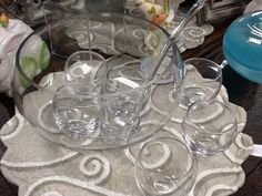 Great Lenox punch set for holiday entertaining