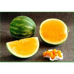 i bought a yellow watermelon today at the market. i think i'll grow a rainbow of watermelons next year...:)