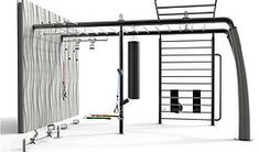 TrainInStyle (workout equipment) | md3-1 Workout Equipment, Contract Furniture, Natural Forms, Wardrobe Rack, Home Decor, Gymnastics Equipment, Decoration Home, Workout Gear, Room Decor