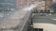 Lombardia: #Milano #incendio #doloso nel palazzo abbandonato al degrado di via Adriano (link: http://ift.tt/2bMrOGR )