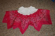 Pirate Girl Skirt