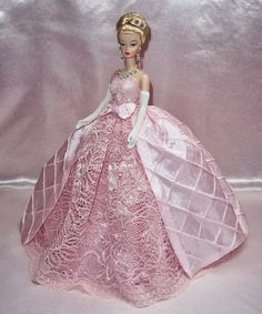 Ballgown Barbie IN PINK OF COURSE