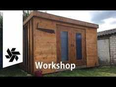 Building the Workshop! // Tiny House: 15 Steps (with Pictures)