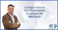 Castiga un loc la cursul de NLP Practitioner