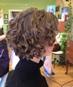 Short Curly Hairstyles for Girls 2016