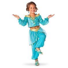 Disfraz De Princesa Jasmin