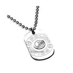 Bijoux - Bracelets - Collier acier drift POLICE - PL375-01
