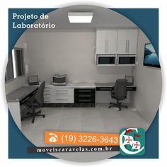 Projeto para Laboratórios ou Clínicas