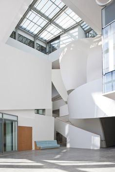 New World Symphony in Miami Beach, Frank Gehry.