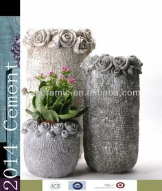 Cement Flower Pot Photo, Detailed about Cement Flower Pot Picture on Alibaba.com.: