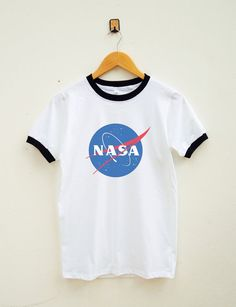 Nasa Tshirt Tumblr Funny Shirt Teen Gifts Shirt Instagram