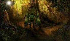 #creepy #road #forrestroad #nature #art #gameart #madheadgames #game #gaming #gamedevelopmentart #forest #wild