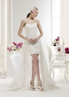 Collezione abiti da sposa #Colet 2012, abito da #sposa 63509