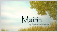 The Killing Moon - daturaobscura: Follower Gift:Mairin by...