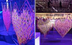 Canapé Installations for Mercedes Benz Eat Out Awards 2014 « Caro de Waal EAT+DESIGN+EXPERIENCE