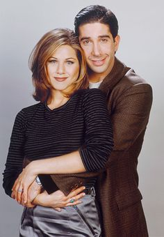 best tv couples of all time | Best TV Couples of All Time Pictures - Rachel Green and Ross Geller ...