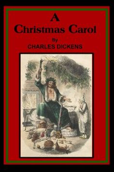 A Christmas Carol - Don't miss this classic story! We read it with the kids every year when they were little. :)