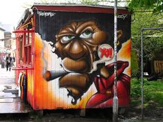 <b>The self-governing town of Christiania has seen its share of ups and downs, but it's still a place unlike any other in the world.</b>