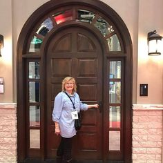 Ivey' Design Consultant Robin Sullivan is in design heaven today at the International Builder's Show in Orlando FL. #design #designer #frontdoor #door #iveyhomes #exterior #designideas Ivey Homes is an award-winning locally owned Augusta GA homebuilder. Homes from the Low $100's to Custom.