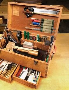 Image result for basic woodworkers tool kit