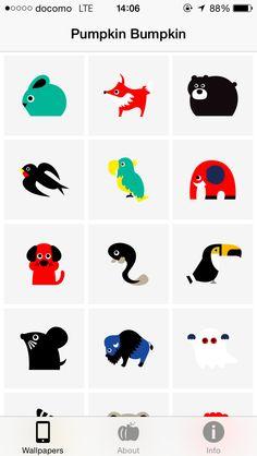 北欧 イラスト 動物 - Google 検索