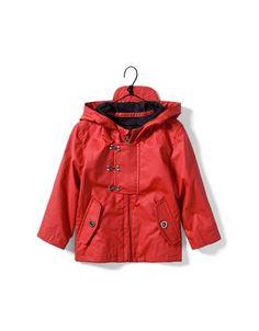 Rubberised Parka from Zara Kids. Girls Raincoat, Vinyl Raincoat, Raincoat Jacket, Yellow Raincoat, Hooded Raincoat, Boys Rain Jacket, North Face Rain Jacket, Rain Jacket Women, Cute Outfits For Kids