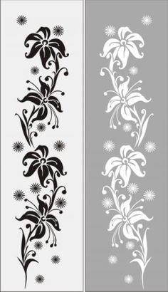 4470 Bead Embroidery Patterns, Folk Embroidery, Embroidery Designs, Saree Painting, Fabric Painting, Plasma Cutter Art, Front Gate Design, Cricut Stencils, Fabric Paint Designs