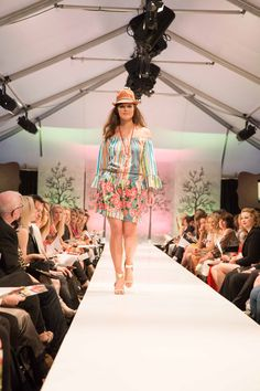 Merivale fashion show 2014 // Kimberleys Fashions Summer collection Latest Fashion Design, International Brands, Summer Collection, Catwalk, Fashion Show, Runway, Clothes For Women, Shopping, Tops
