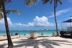Playa Bavaro, Dominican Republic  More than 40 luxurious all-inclusive resorts preside on the sands of the DR's marquee strip, Playa Bávaro, so you'll have plenty of places to relax sunny-side-up on its breezy and palm-fringed shore.