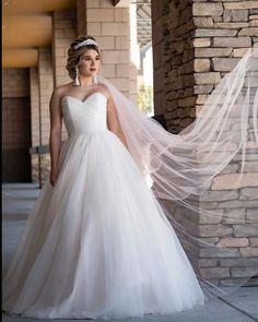RAE Bridal Crown, Swarovski Wedding Tiara