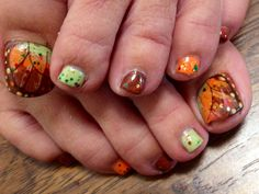50 fall nail designs 2014 will help one to adorn her nails with cute and glamorous fall nails that have been specially handpicked for my.