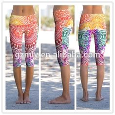 2014 hot selling fashion style compression ladies fancy leggings jeans