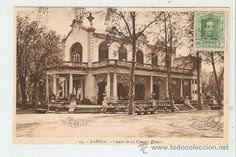 LÉRIDA CHALET DE LOS CAMPOS ELISEOS 1929
