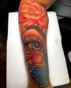 Dope Tattoos For Women, Black Girls With Tattoos, Badass Tattoos, Sleeve Tattoos For Women, Cute Tattoos, Beautiful Tattoos, Small Girly Tattoos, Black Girl Tattoo, Grey Tattoo