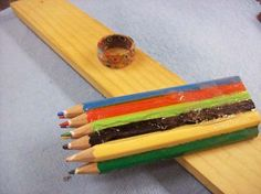 This Guy Makes Something Awesome With Colored Pencils...And It Doesn't Involve Drawing.