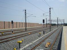 CRÓNICA FERROVIARIA: España: Dispone ya de más de 1.000 km de red ferro...
